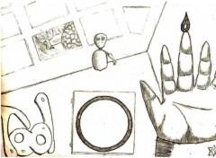 Fonds d'écran Art - Crayon Tool