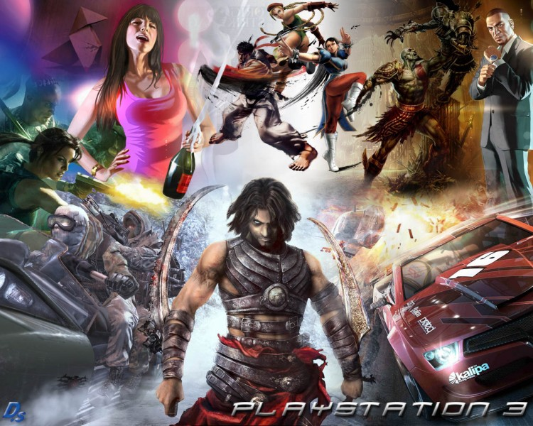 Wallpapers Video Games Playstation 3 Games Play 2010
