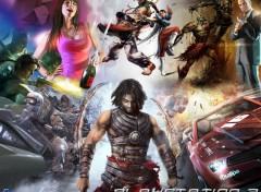Fonds d'écran Jeux Vidéo Games Play 2010