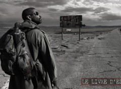 Wallpapers Movies Le livre d'Eli 1280x800 by ctraxx66