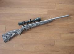 Fonds d'écran Objets Carabine Savage 93 .17 HMR
