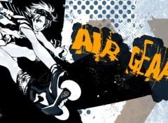 Fonds d'écran Manga Air gear