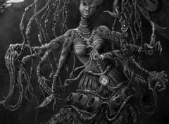 Fonds d'écran Art - Numérique Femme 2