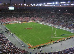 Fonds d'écran Sports - Loisirs rugby Stade de France