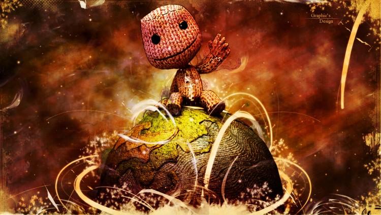 Wallpapers Video Games LittleBigPlanet little big planet