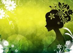 Fonds d'écran Art - Numérique green victor beauty