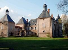 Wallpapers Constructions and architecture Chateau de Vaugirard ;Loire 42