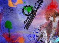 Fonds d'écran Manga Rurôni Kenshin