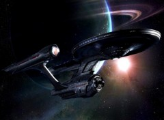 Wallpapers Fantasy and Science Fiction NCC-1701 USS Enterprise
