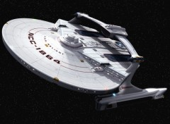 Wallpapers Fantasy and Science Fiction NCC-1864 USS Reliant