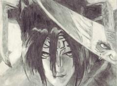 Wallpapers Art - Pencil Devil Jin