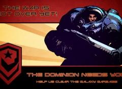 Fonds d'écran Jeux Vidéo The Dominion Needs You!