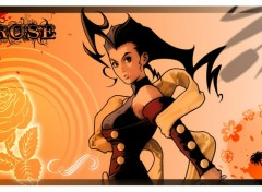 Wallpapers Video Games Rose de Street Fighter