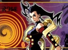 Wallpapers Video Games Rose de Street Fighter v2.1