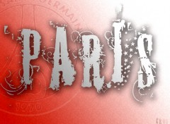 Wallpapers Sports - Leisures PSG Stars ROUGE