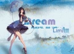 Wallpapers Manga Dream Have no Limit