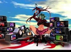 Fonds d'écran Manga Tivitousen03