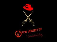 Fonds d'écran Cinéma V pour Red Hat
