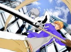 Fonds d'écran Manga Inner World