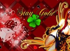 Wallpapers Manga ~ Golden Elza ~