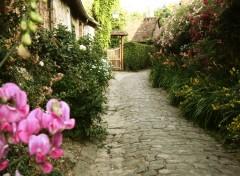 Fonds d'écran Voyages : Europe Petite rue Gerboréenne