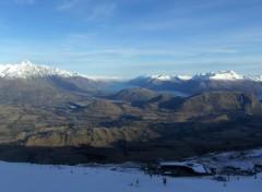 Wallpapers Trips : Oceania Ski en Nouvelle Zélande