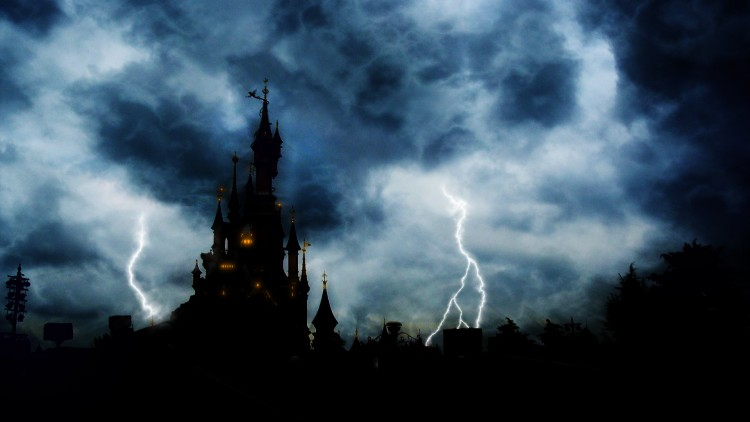 Wallpapers Digital Art Compositions 2D Disney storm