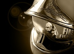 Fonds d'écran Hommes - Evênements fire fight