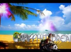 Fonds d'écran Art - Numérique Playa hit