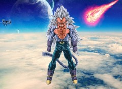 Wallpapers Manga Vegeta, end of world