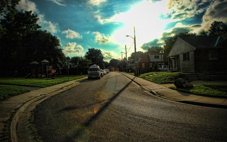 Fonds d'écran Voyages : Amérique du nord Canada American dream