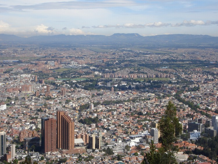 Wallpapers Trips : South America Colombia BOGOTA, COLOMBIA