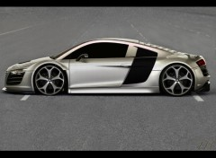 Fonds d'écran Voitures Audi R8 GT concept by TH