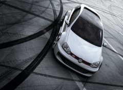 Wallpapers Cars vw golf gti w12 650