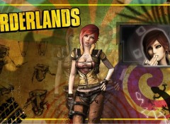 Wallpapers Video Games Lilith de Borderlands