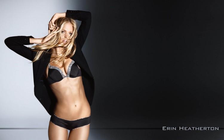 Wallpapers Celebrities Women Erin Heatherton  Erin Heatherton