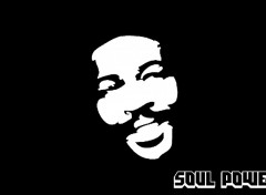 Wallpapers Music Soul Power - Marvin Gaye