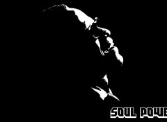 Wallpapers Music Soul Power - Ray Charles