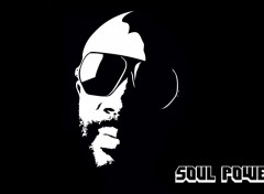 Wallpapers Music Soul Power - Isaac Hayes