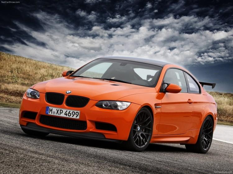 Fonds d'écran Voitures BMW bmw M3 GTS