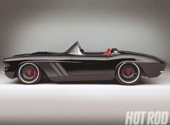 Wallpapers Cars chevrolet corvette c1rs