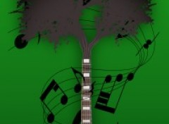 Wallpapers Digital Art Guitare