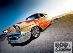 Wallpapers Cars chevrolet nomad (1957)