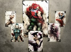Wallpapers Video Games Street Fighter