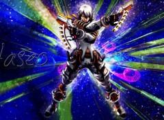 Fonds d'écran Manga Haseo Remasterisation