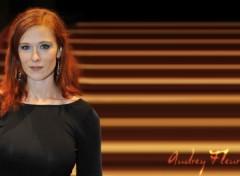 Wallpapers Celebrities Women Audrey Fleurot - 16ème édition du prix du producteur français de télé