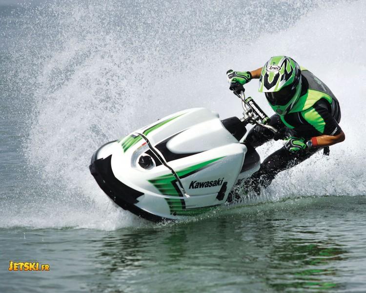 Wallpapers Sports - Leisures Jetski Jet ski kawasaki-x2-1