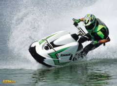 Wallpapers Sports - Leisures Jet ski kawasaki-x2-1