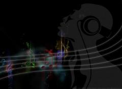Fonds d'écran Art - Numérique I like music