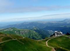 Fonds d'écran Voyages : Europe Puy de Sancy